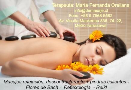 Masajes María Fernanda